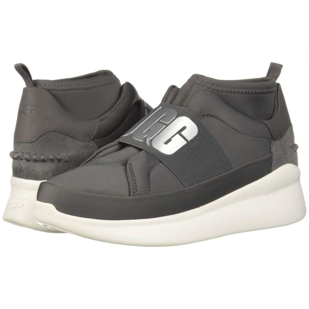 アグ UGG レディース スニーカー シューズ・靴【Neutra Sneaker】Charcoal