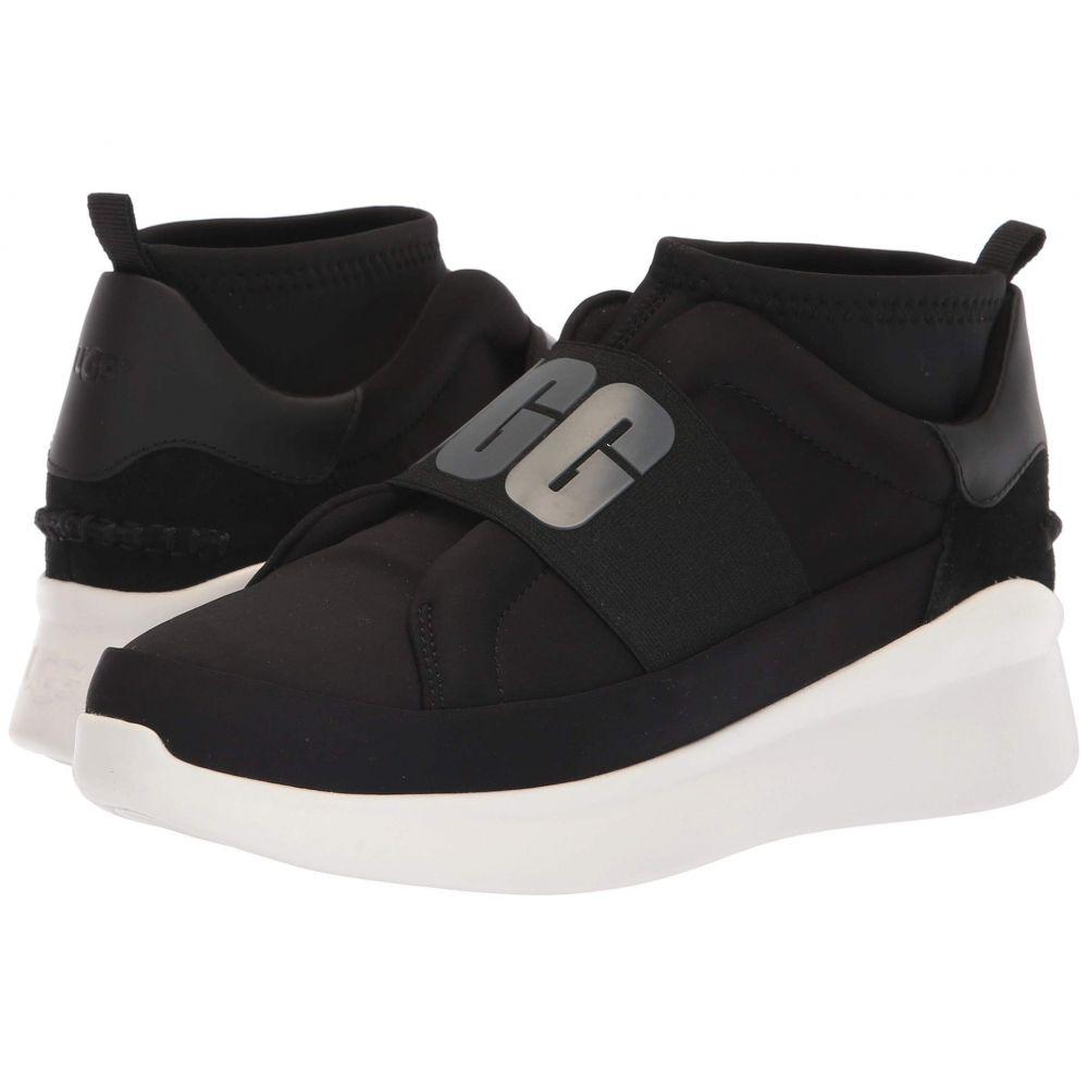 アグ UGG レディース スニーカー シューズ・靴【Neutra Sneaker】Black
