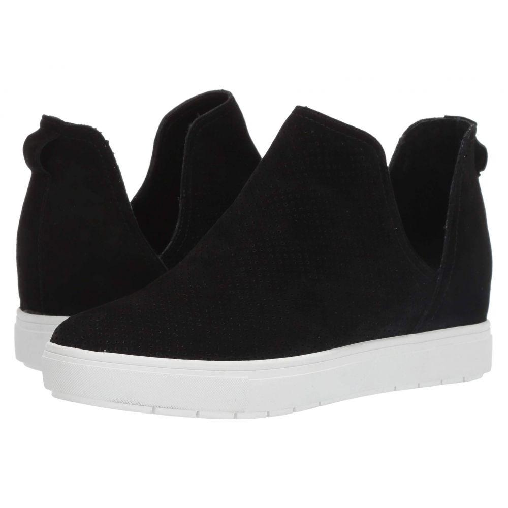スティーブン Steven レディース スニーカー シューズ・靴【Canaresp】Black Suede