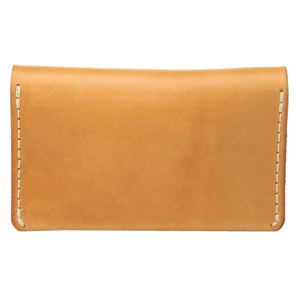 レッドウィング Red Wing Heritage レディース 財布 カードホルダー【Card Holder Wallet】London Tan
