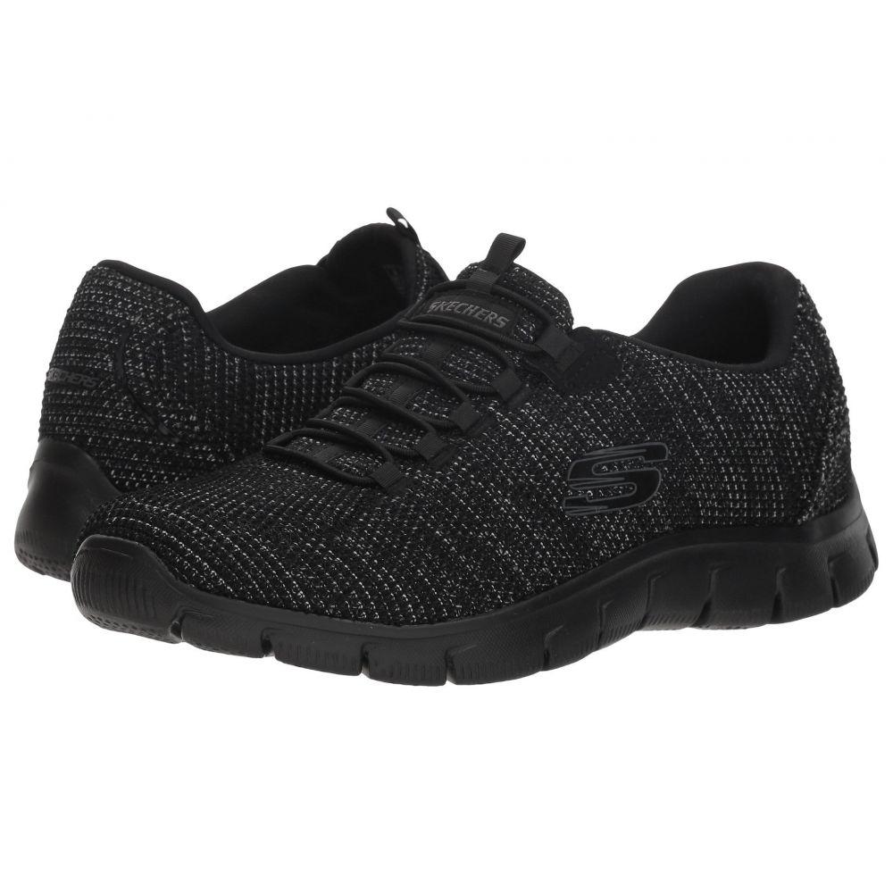 スケッチャーズ SKECHERS レディース スニーカー シューズ・靴【Empire】Black