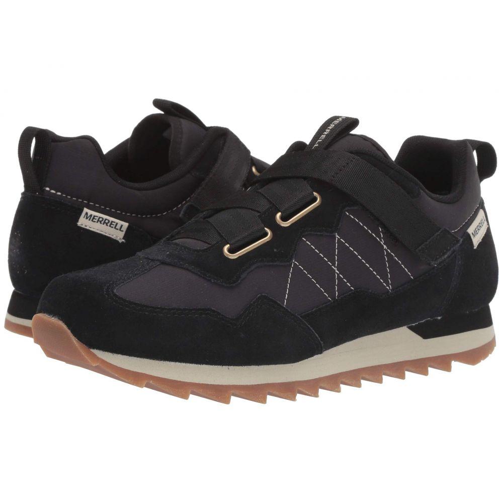 メレル Merrell レディース スニーカー シューズ・靴【Alpine Sneaker Cross】Black