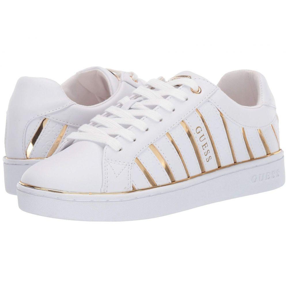 ゲス GUESS レディース スニーカー シューズ・靴【Bolier】White