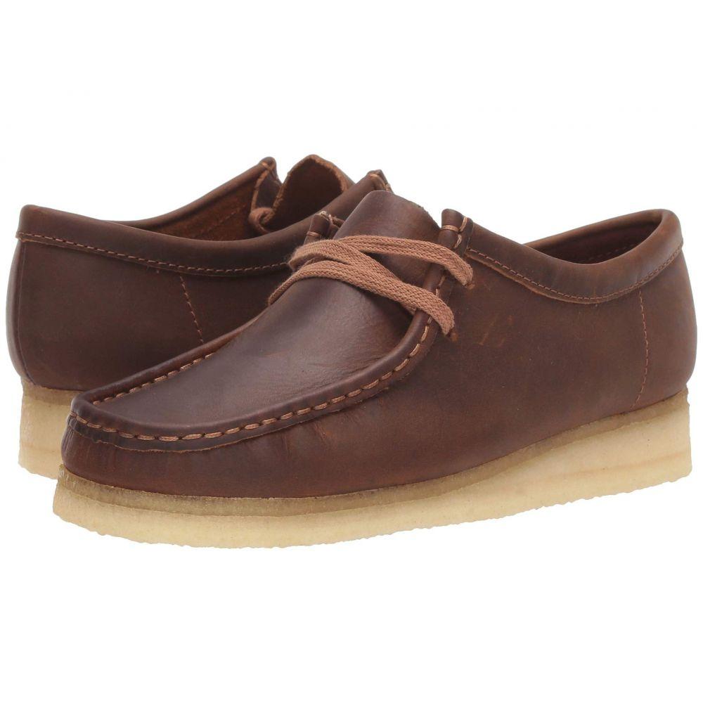 クラークス Clarks レディース ブーツ シューズ・靴【Wallabee】Beeswax