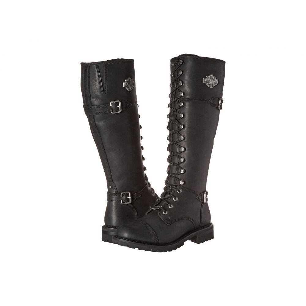 ハーレーダビッドソン Harley-Davidson レディース ブーツ シューズ・靴【Beechwood】Black