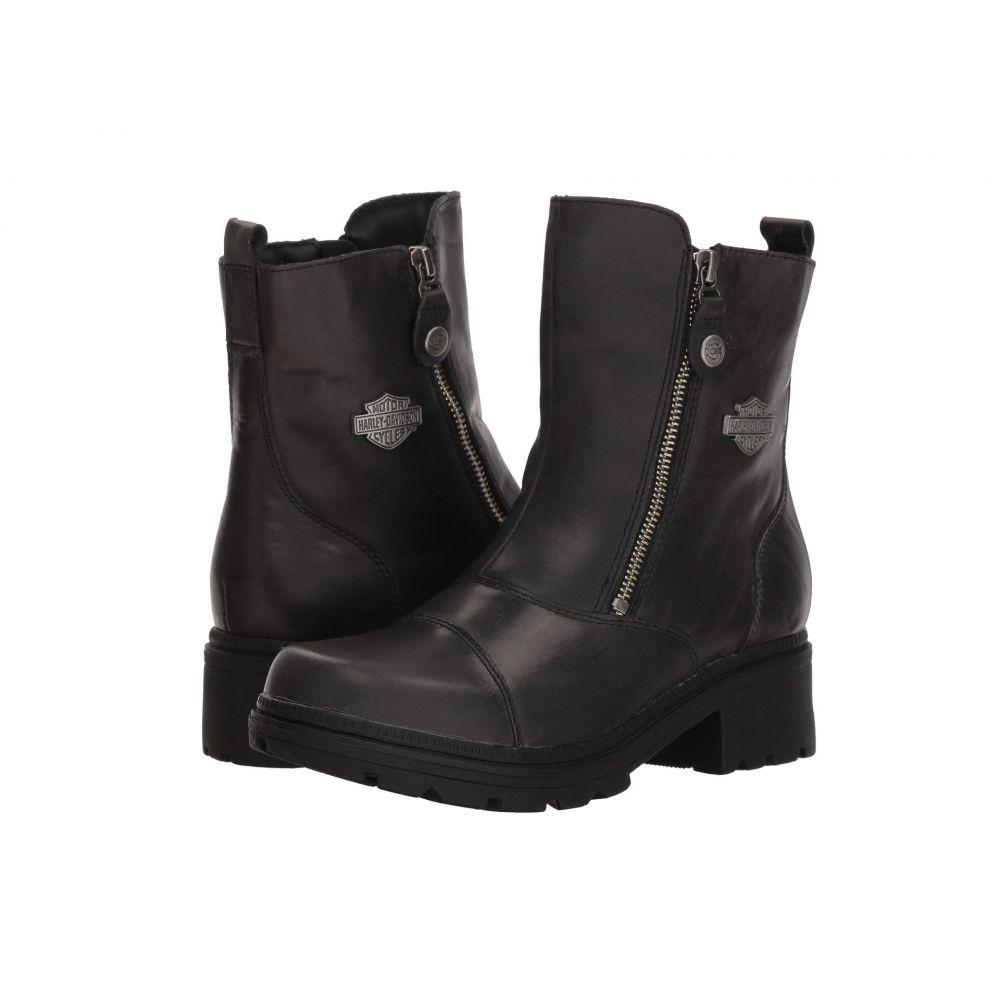 ハーレーダビッドソン Harley-Davidson レディース ブーツ シューズ・靴【Amherst】Black