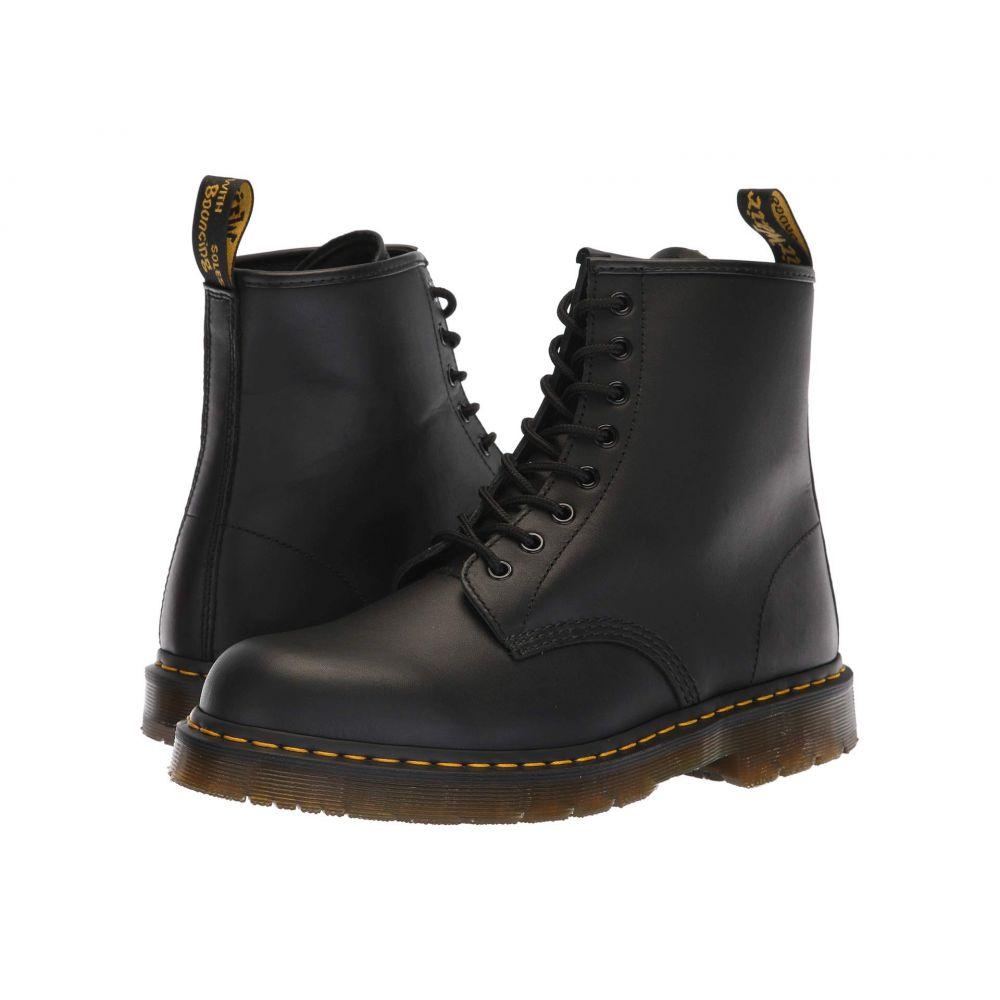 ドクターマーチン Dr. Martens Work レディース ブーツ シューズ・靴【1460 SR 8-Tie Boot】Black