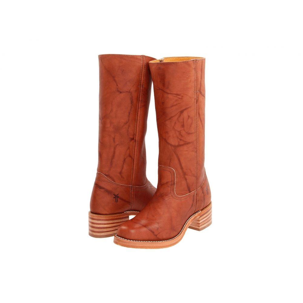 フライ Frye レディース ブーツ シューズ・靴【Campus 14L】Saddle Leather