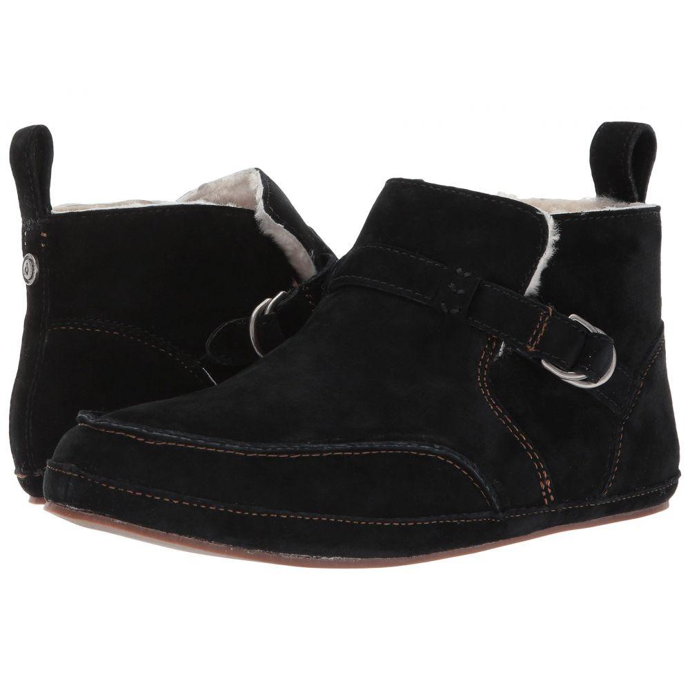 オルカイ OluKai レディース ブーツ シューズ・靴【Ola Hou】Black/Black