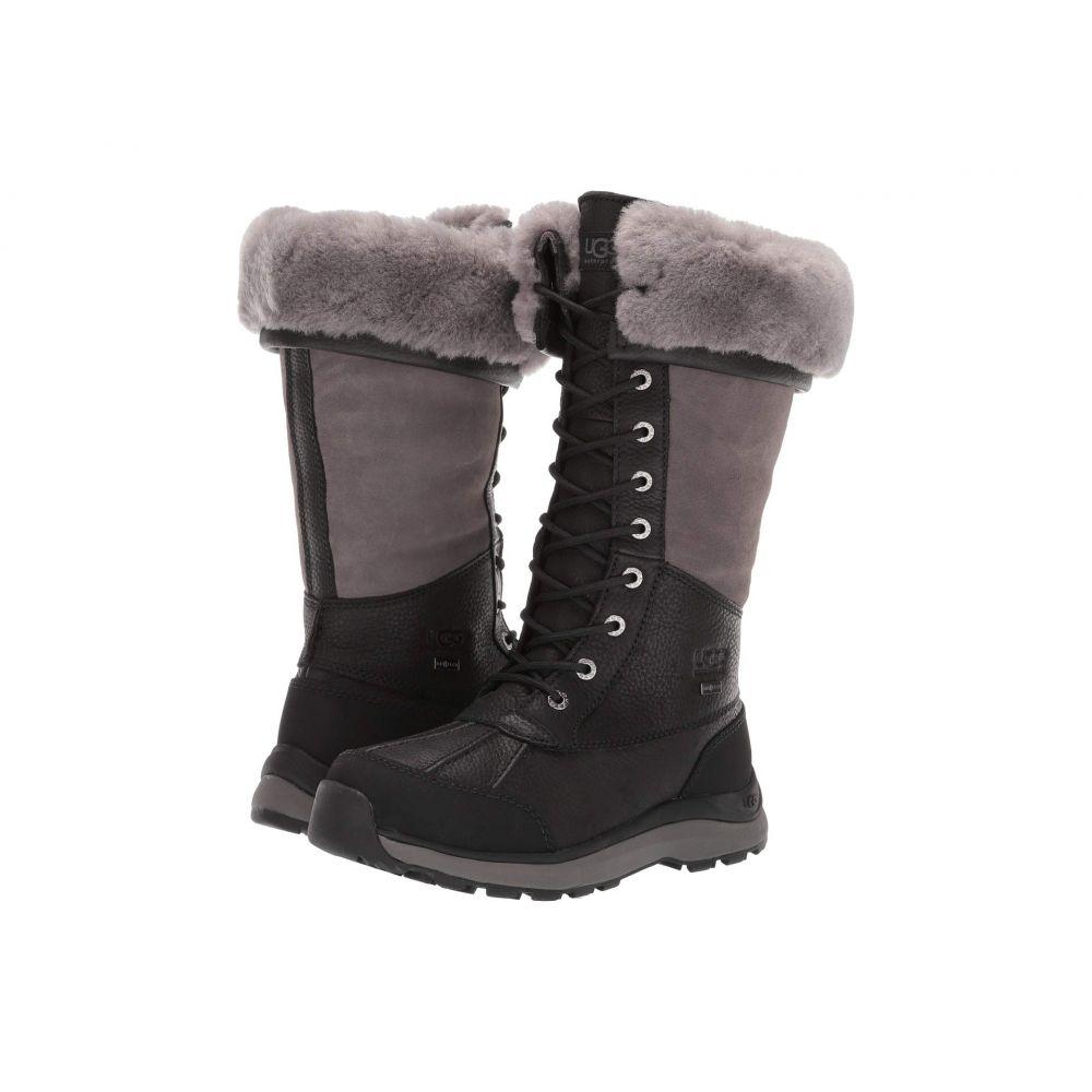 アグ UGG レディース ブーツ シューズ・靴【Adirondack Tall Boot III】Black