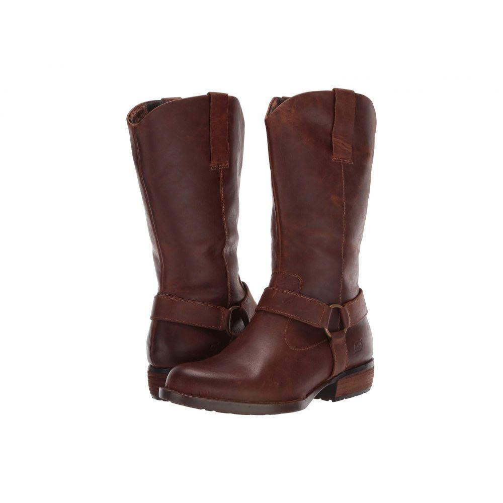 ボーン Born レディース ブーツ シューズ・靴【Tangel】Brown