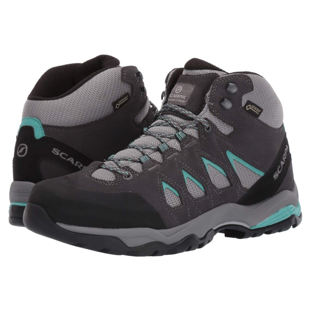 スカルパ Scarpa レディース ハイキング・登山 シューズ・靴【Moraine Mid GTX】Grey/Lagoon