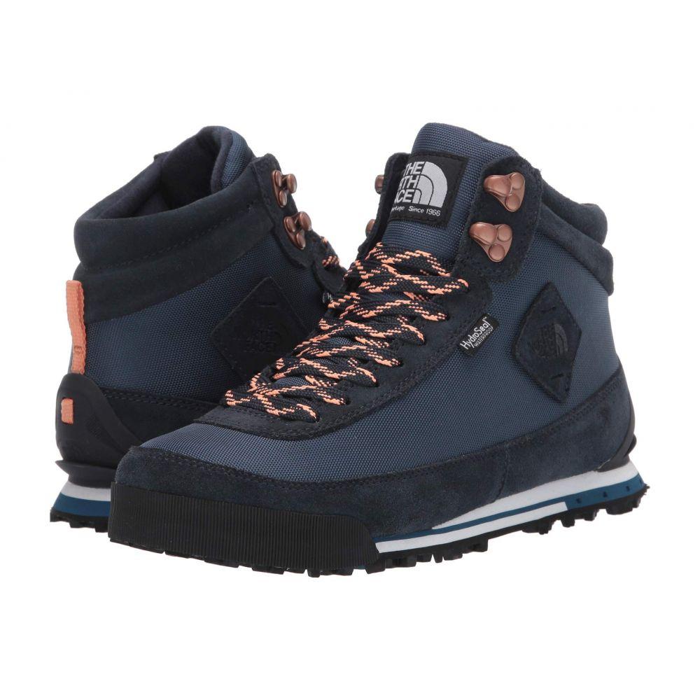 ザ ノースフェイス The North Face レディース ハイキング・登山 ブーツ シューズ・靴【Back-To-Berkeley Boot II】Urban Navy/Moroccan Blue