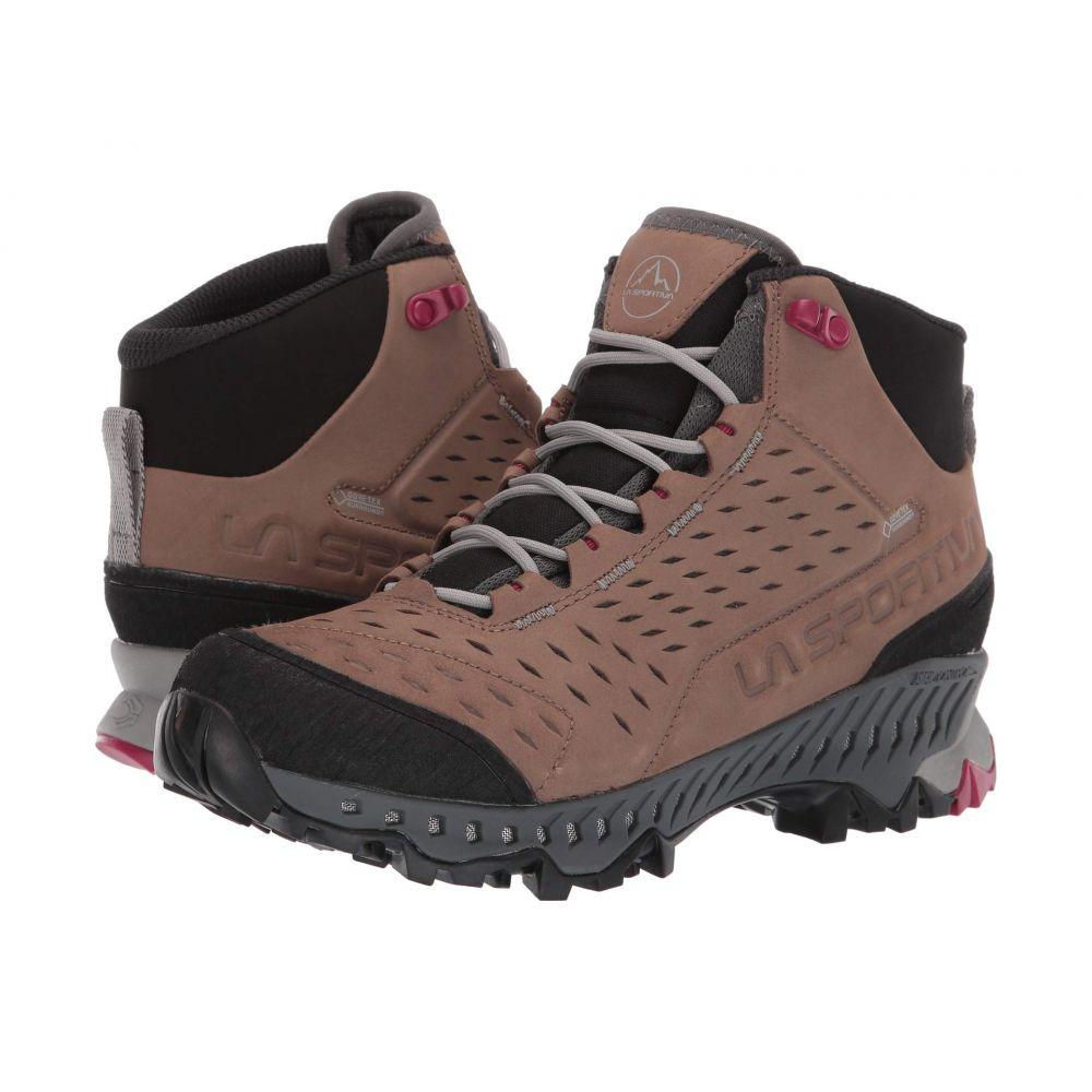 ラスポルティバ La Sportiva レディース ハイキング・登山 シューズ・靴【Pyramid GTX】Taupe/Beet