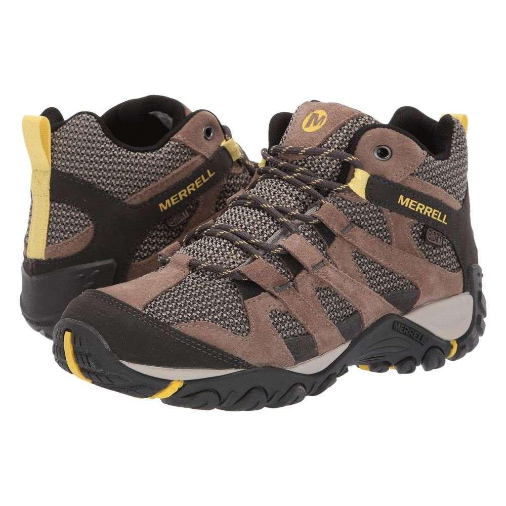 メレル Merrell レディース ハイキング・登山 シューズ・靴【Alverstone Mid Waterproof】Brindle