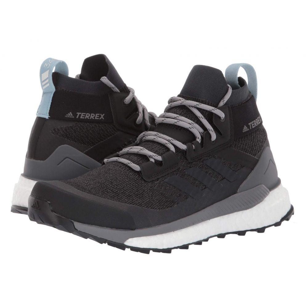 アディダス adidas Outdoor レディース ハイキング・登山 シューズ・靴【Terrex Free Hiker】Carbon/Blue Tint/Ash Grey