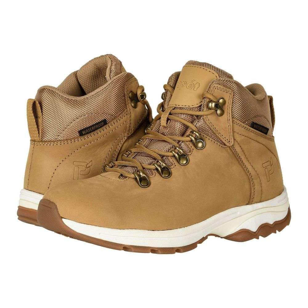 プロペット Propet レディース ハイキング・登山 シューズ・靴【Pia】Wheat