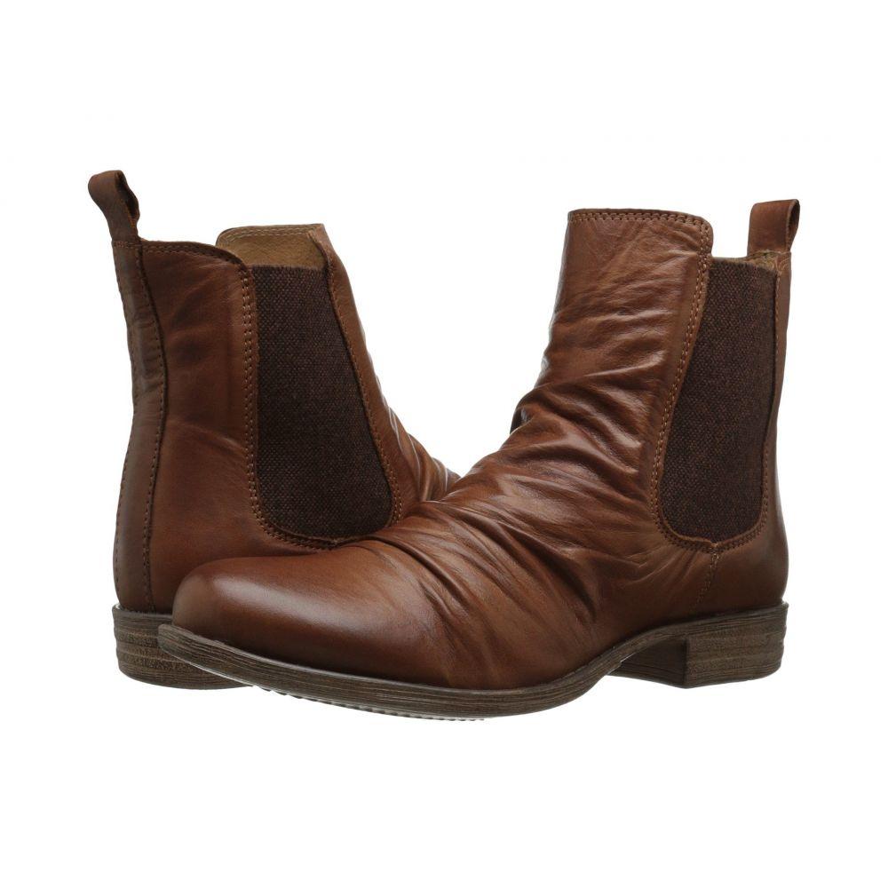 ミズムーズ Miz Mooz レディース ブーツ シューズ・靴【Lissie】Dark Brown