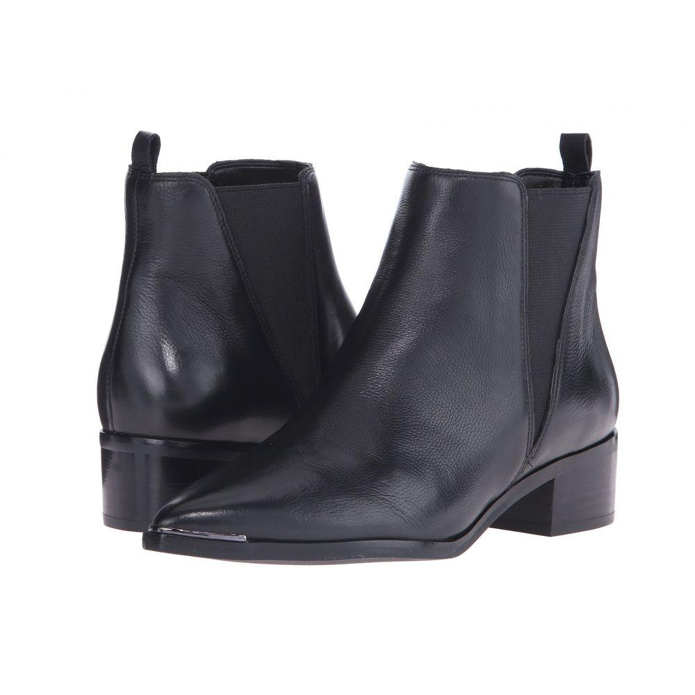 マーク フィッシャー Marc Fisher LTD レディース ブーツ シューズ・靴【Yale】Black Leather