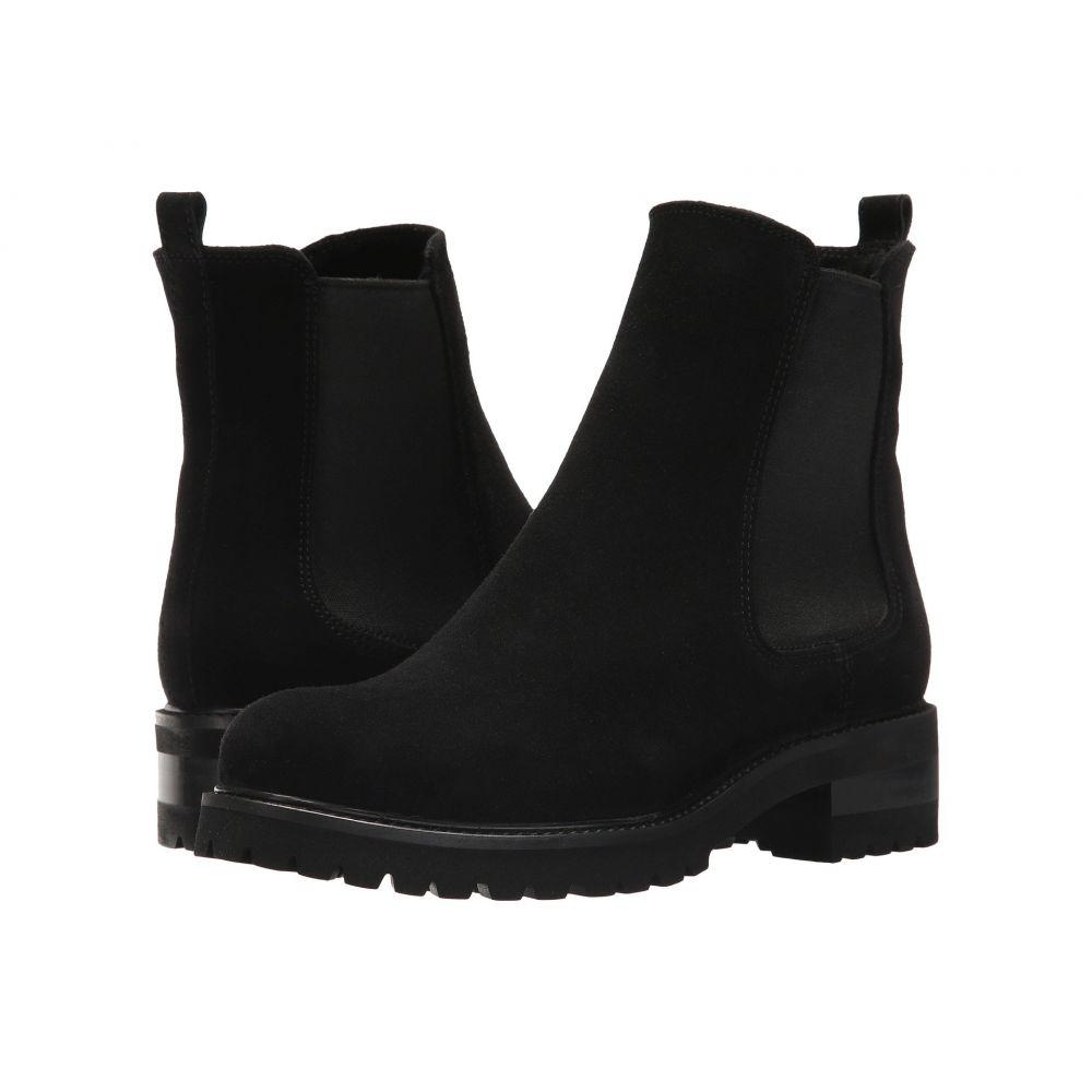 ラ カナディアン La Canadienne レディース ブーツ シューズ・靴【Conner】Black Suede