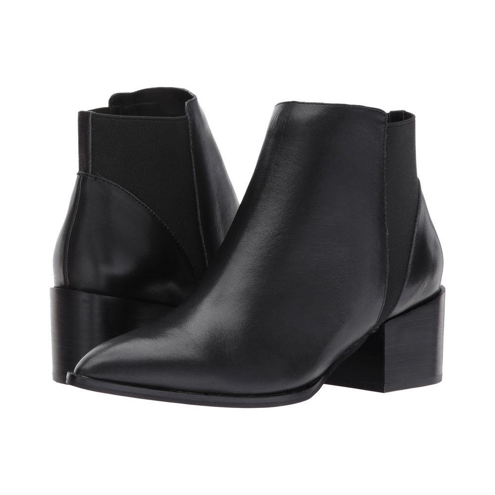 チャイニーズランドリー Chinese Laundry レディース ブーツ シューズ・靴【Finn Bootie】Black Leather