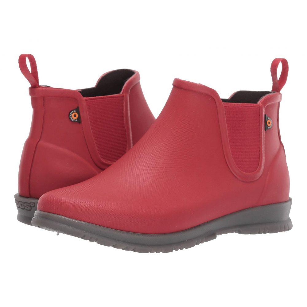 ボグス Bogs レディース ブーツ シューズ・靴【Sweetpea Boots】Red