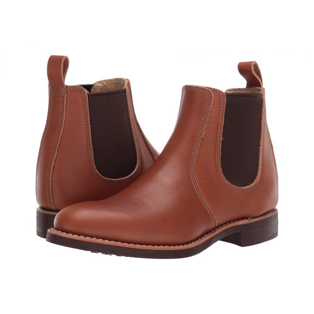 レッドウィング Red Wing Heritage レディース ブーツ シューズ・靴【6' Chelsea】Pecan Boundary
