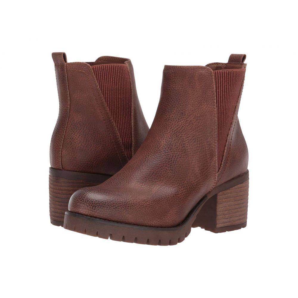 ミア MIA レディース ブーツ シューズ・靴【Jody】Luggage