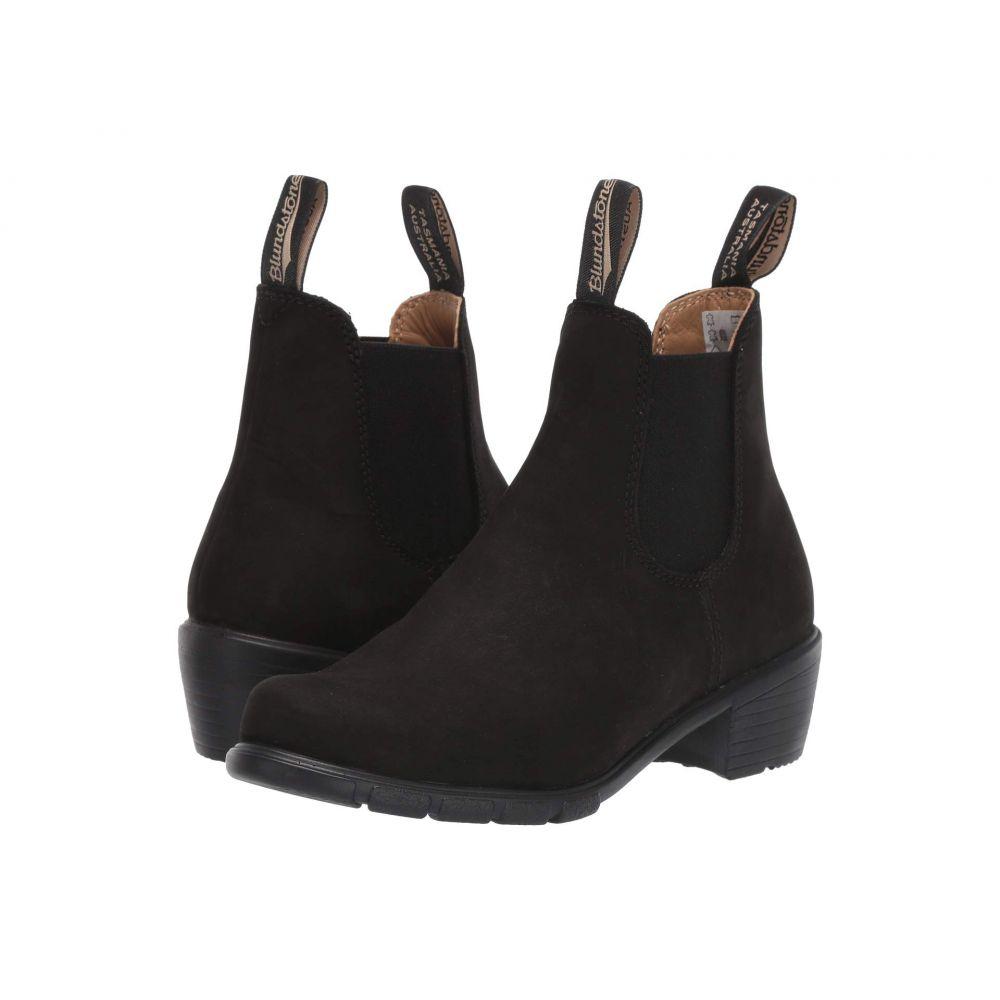 ブランドストーン Blundstone レディース ブーツ シューズ・靴【BL1960】Black Nubuck