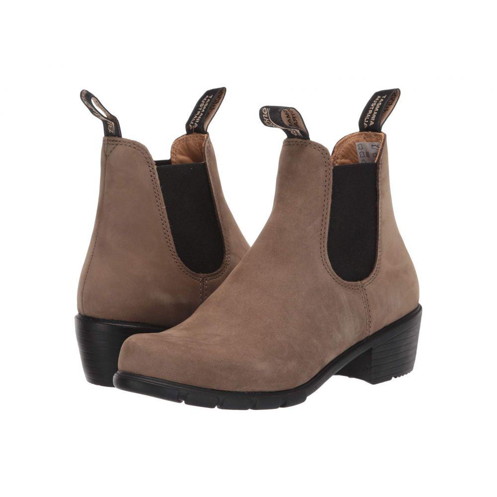 ブランドストーン Blundstone レディース ブーツ シューズ・靴【BL1961】Stone Nubuck