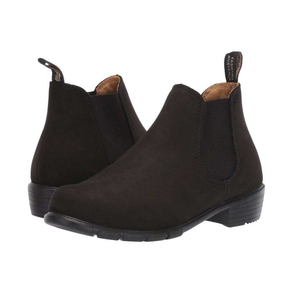 ブランドストーン Blundstone レディース ブーツ シューズ・靴【BL1977】Black Nubuck
