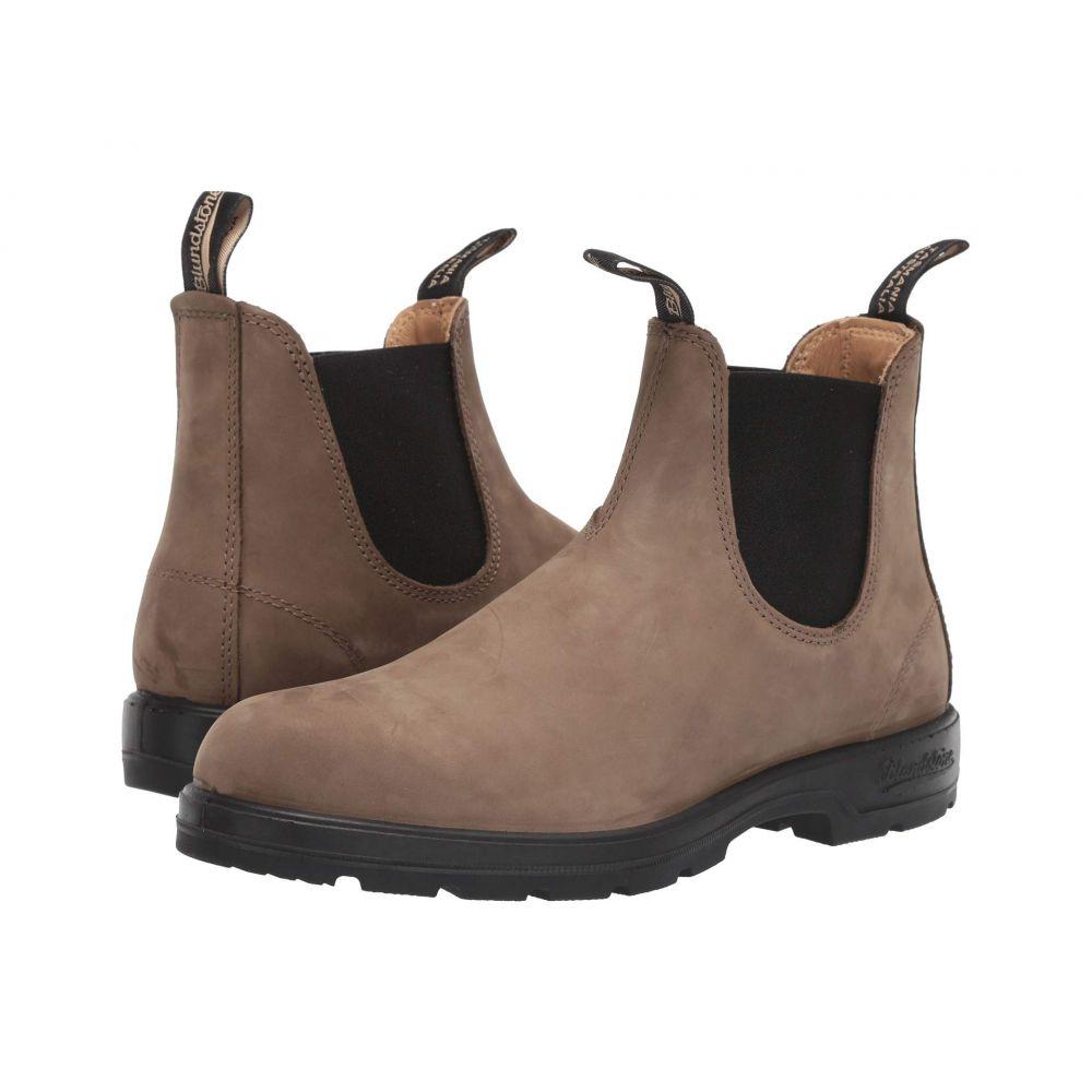 ブランドストーン Blundstone レディース ブーツ シューズ・靴【BL1941】Stone Nubuck