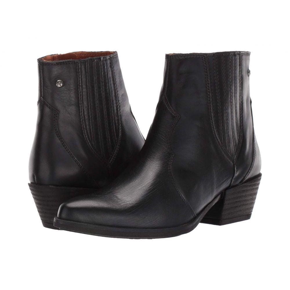 ピコリノス Pikolinos レディース ブーツ シューズ・靴【Vergel W5Z-8969】Black