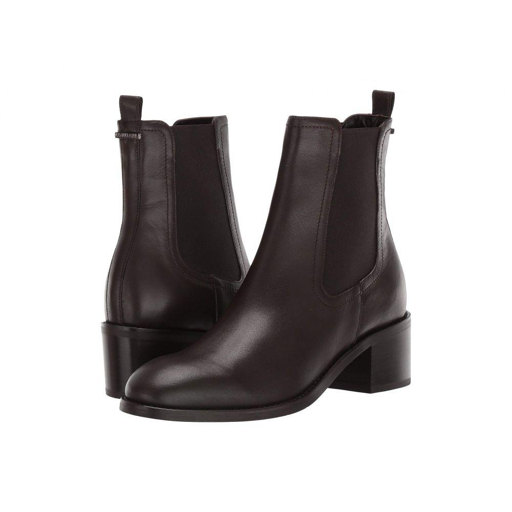 アクアタリア Aquatalia レディース ブーツ シューズ・靴【Jemma】Espresso Calf/Elastic