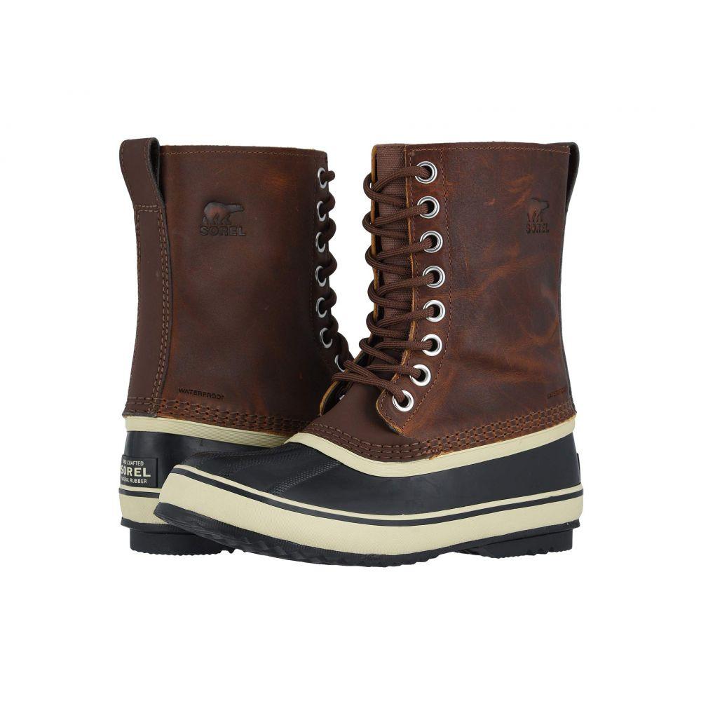 ソレル SOREL レディース ブーツ シューズ・靴【1964 Premium(TM) LTR】Cappuccino/Oxford Tan