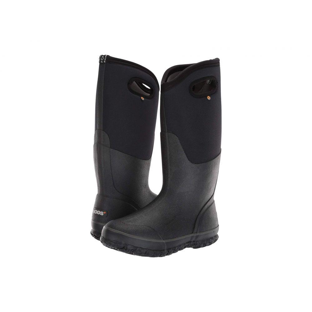 ボグス Bogs レディース ブーツ シューズ・靴【Classic High Handles】Black