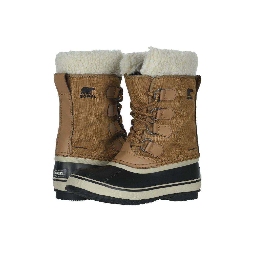 ソレル SOREL レディース ブーツ シューズ・靴【Winter Carnival(TM)】Camel Brown
