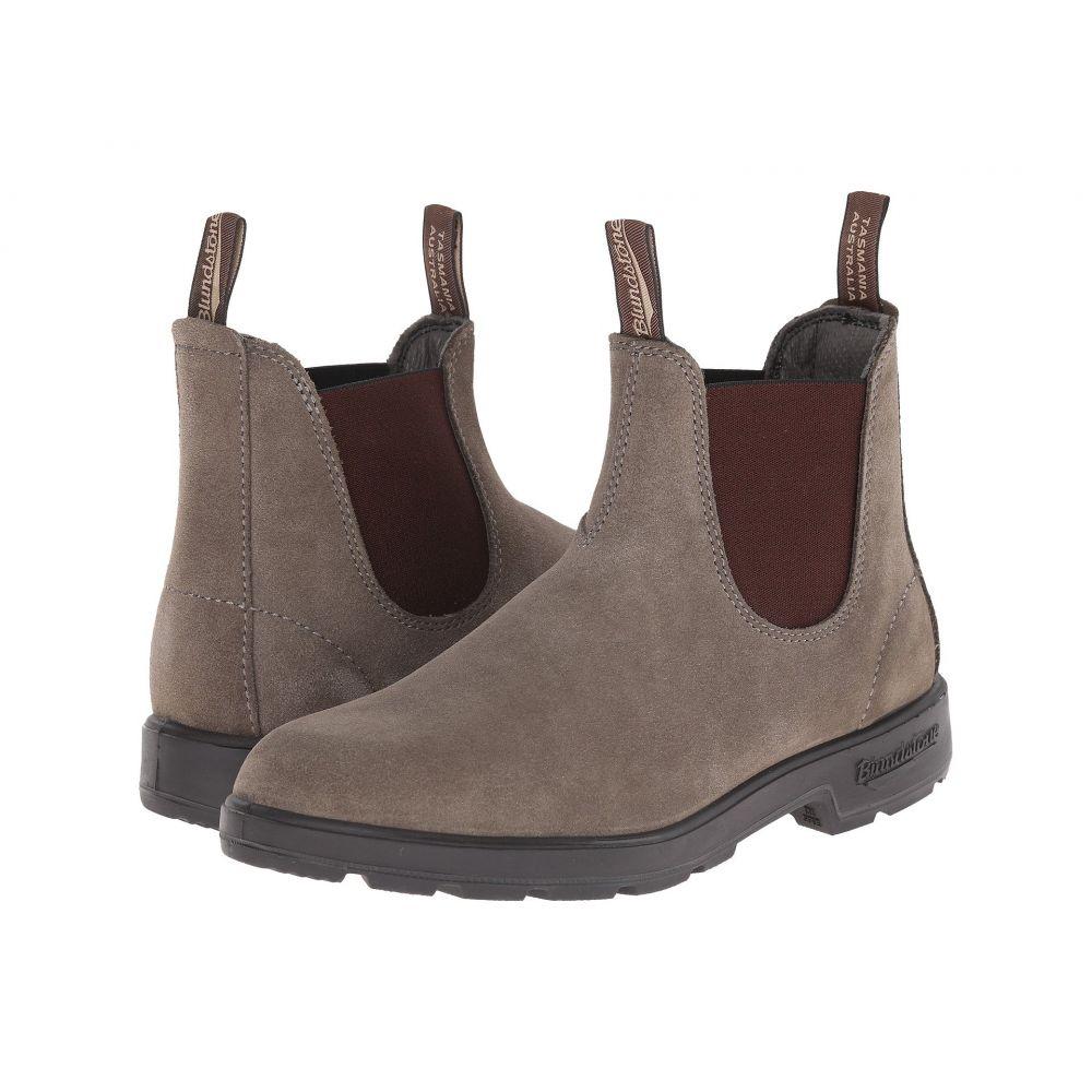 ブランドストーン Blundstone レディース ブーツ シューズ・靴【BL1459】Olive Suede