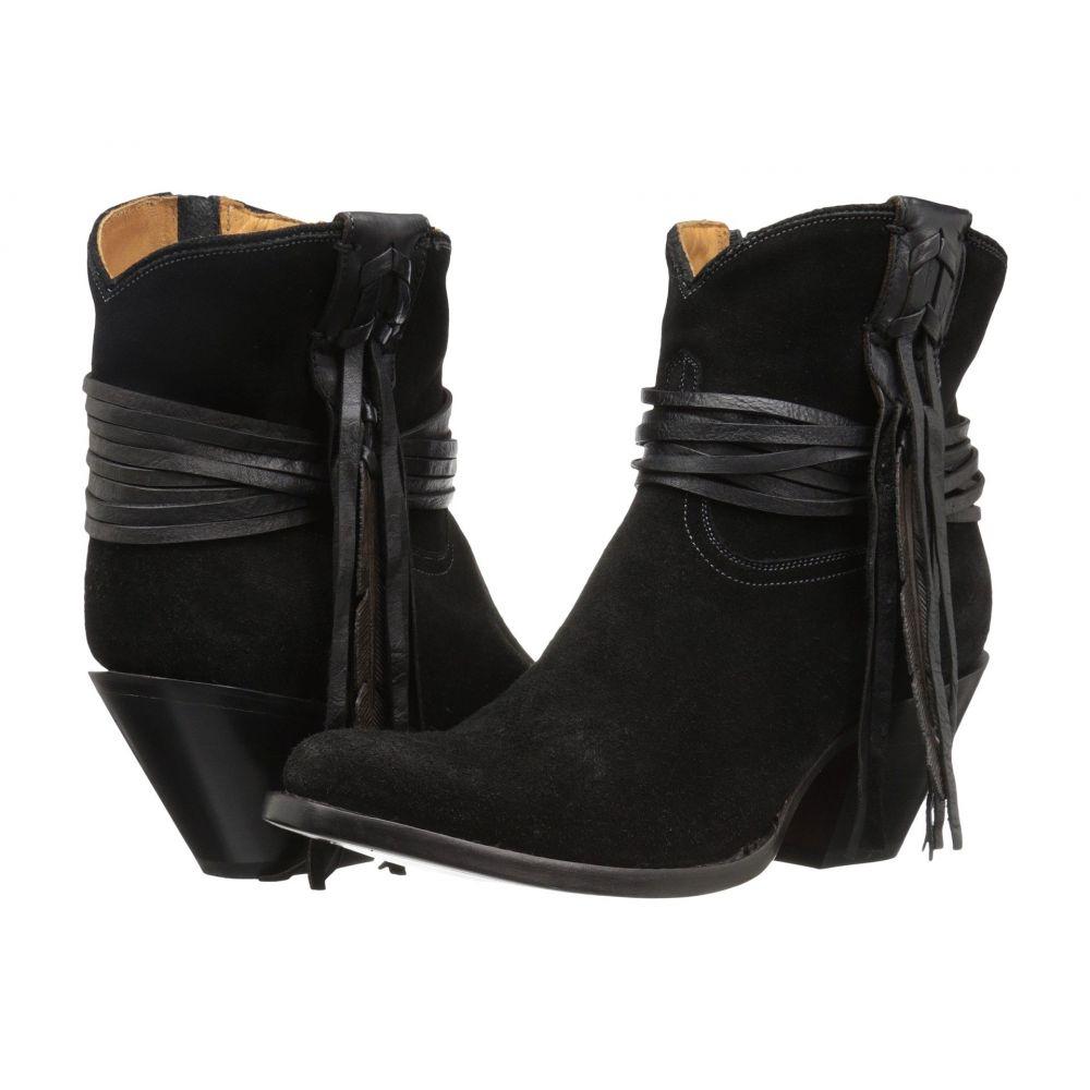 ルケーシー Lucchese レディース ブーツ シューズ・靴【Robyn】Black