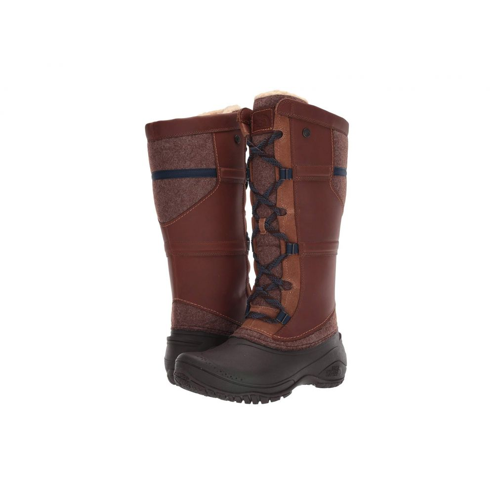 ザ ノースフェイス The North Face レディース ブーツ シューズ・靴【Shellista IV Tall】Demitasse Brown/Carafe Brown