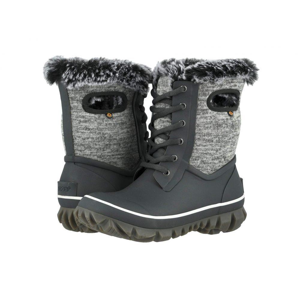 ボグス Bogs レディース ブーツ シューズ・靴【Arcata Knit】Gray Multi