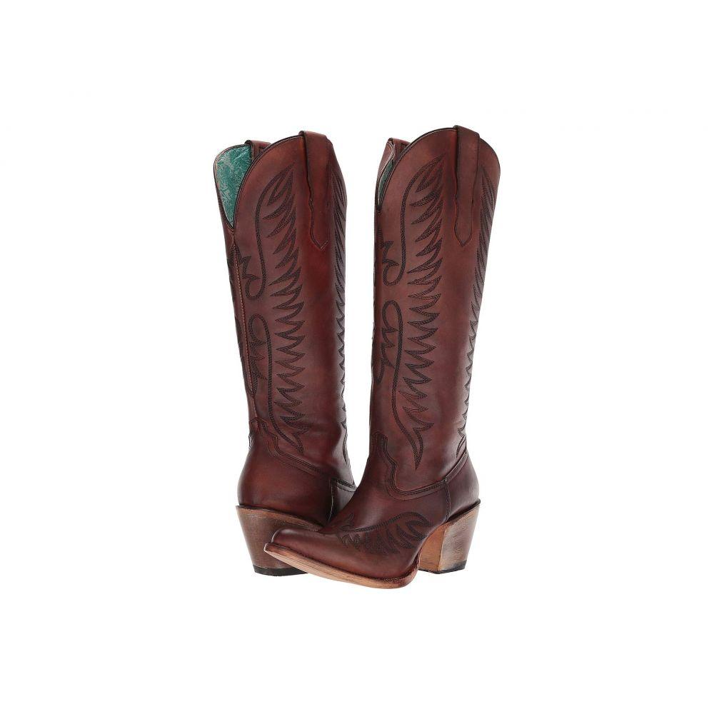コラル Corral Boots レディース ブーツ シューズ・靴【E1570】Cognac