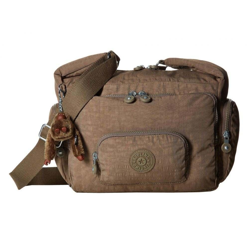 キプリング Kipling レディース ショルダーバッグ バッグ【Erica Cross Body Bag】Soft Earthy Beige