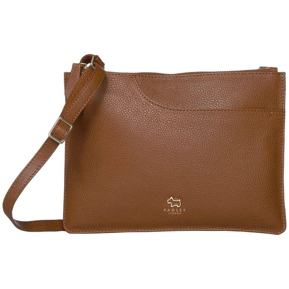 ラドリー ロンドン Radley London レディース ショルダーバッグ バッグ【Pockets - Medium Compartment Crossbody Bag】Honey