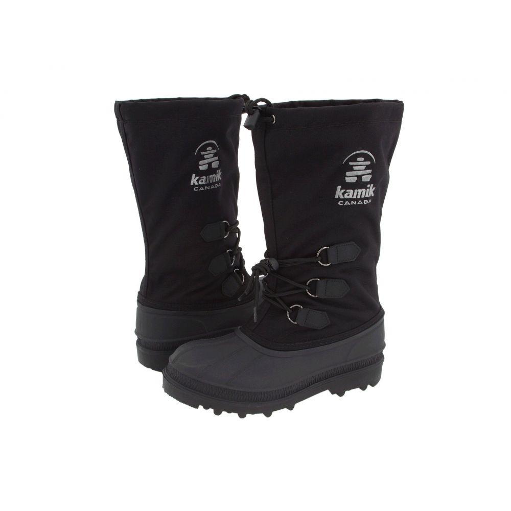 カミック Kamik レディース ブーツ シューズ・靴【Canuck】Black