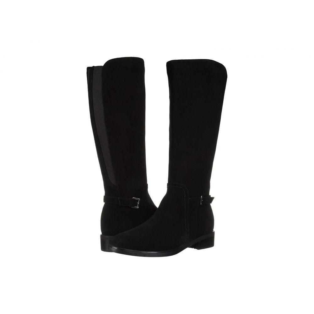 ブロンド Blondo レディース ブーツ シューズ・靴【Evie Waterproof】Black Suede