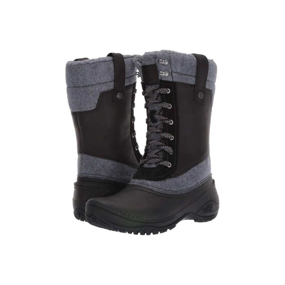 ザ ノースフェイス The North Face レディース ブーツ シューズ・靴【Shellista III Mid】TNF Black/Zinc Grey