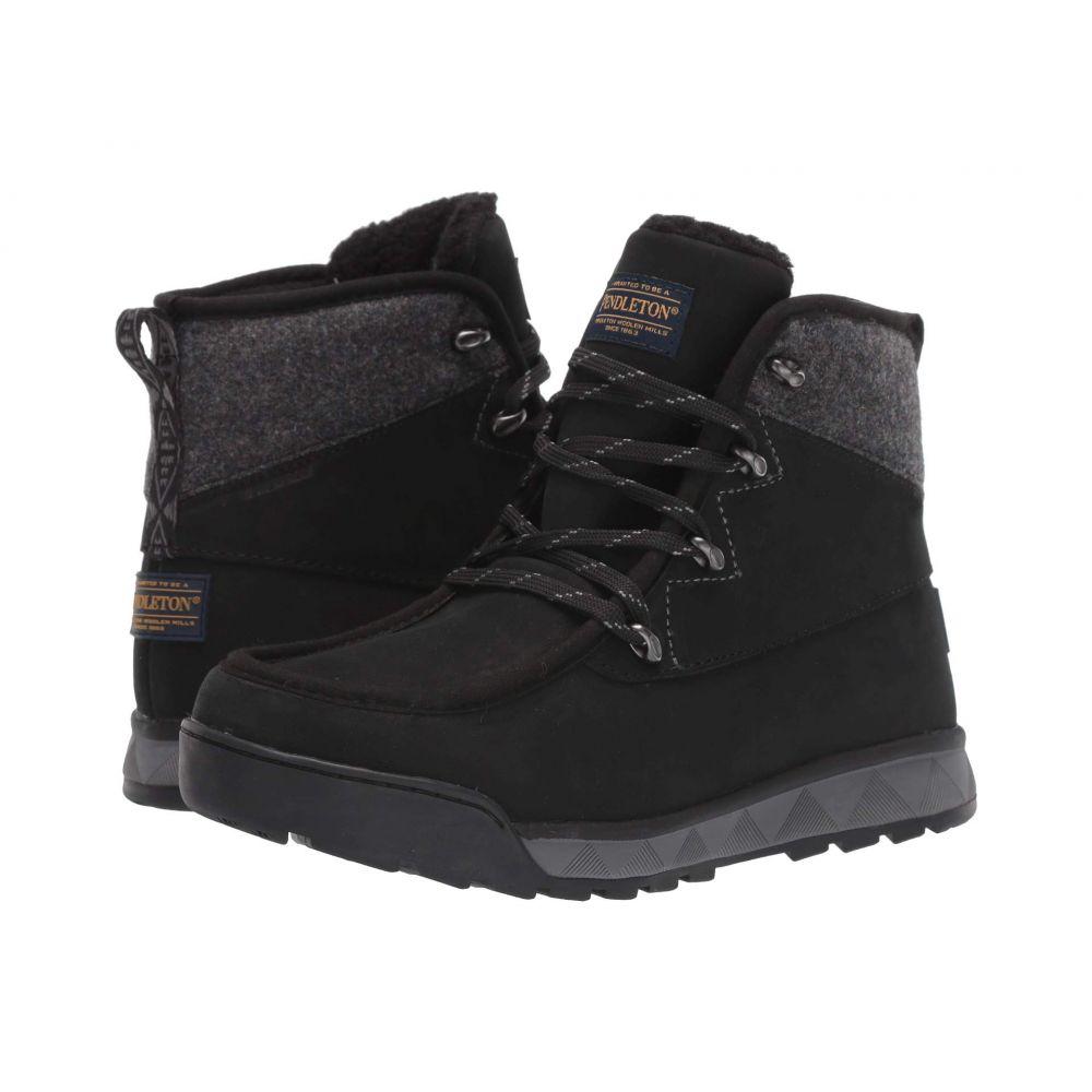 ペンドルトン Pendleton レディース ブーツ シューズ・靴【Torngat Trail】Black