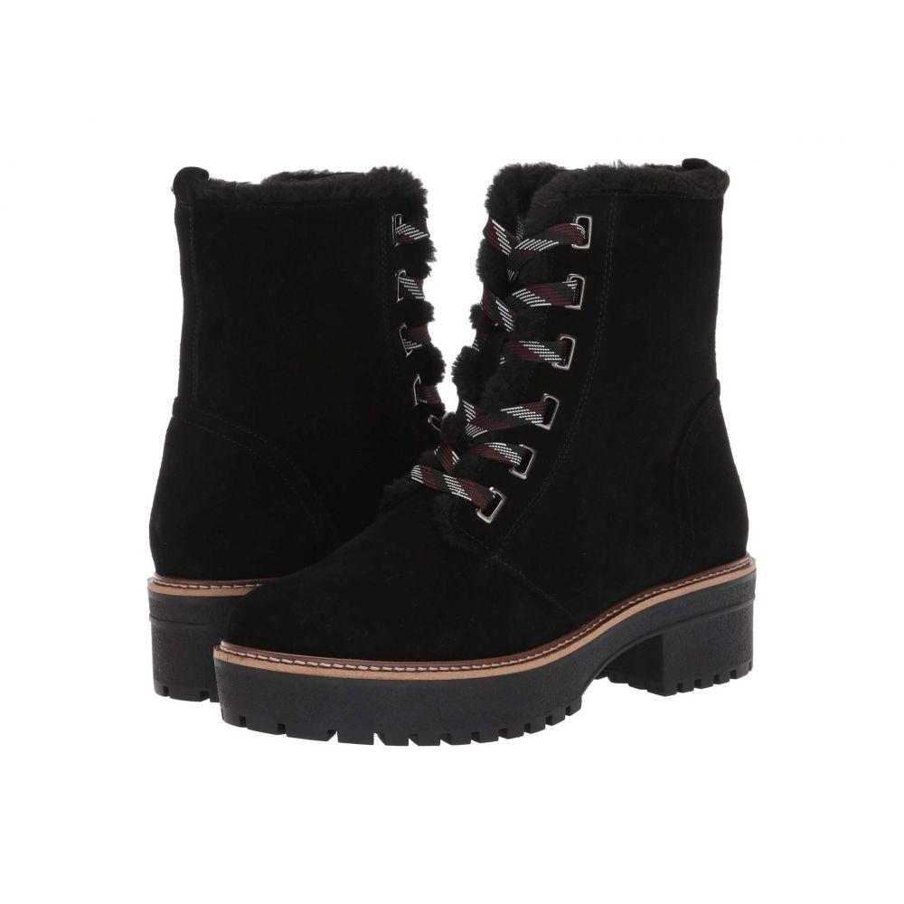 VALDINI レディース ブーツ シューズ・靴【Kiki Waterproof Boot】Black Suede