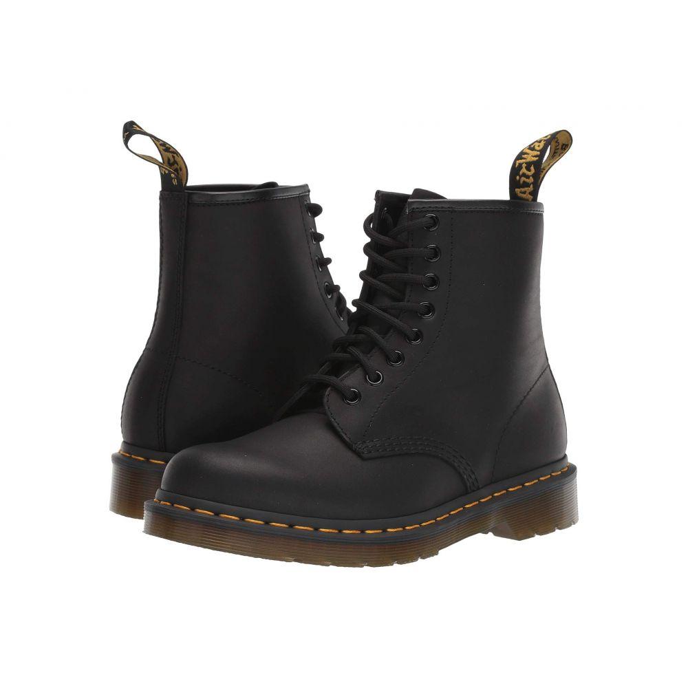 ドクターマーチン Dr. Martens レディース ブーツ シューズ・靴【1460】Black Greasy